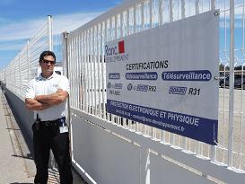 Agent de sécurité Contrôle d'accès et événementiel