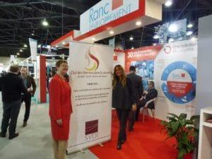 Ranc et Le Club des femmes dans la sécurité du SVDI