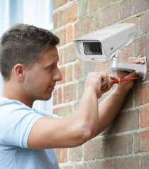 Installation et maintenance de systèmes de sécurité