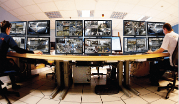 Agent de sécurité vidéo en magasin | RANC Developpement Société de sécurité