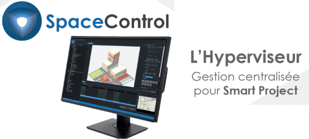 Ranc SpaceControl L'hyperviseur