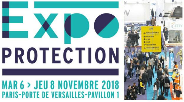 Expoprotection 2018 Société de sécurité RANC DEVELOPPEMENT
